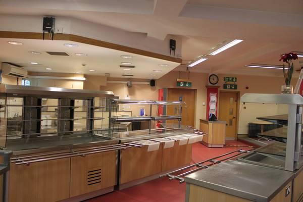 Sparkling Canteen